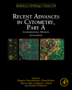Cover of the book Recent Advances in Cytometry, Part A