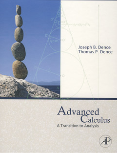 Cover of the book Advanced Calculus