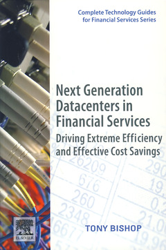 Cover of the book Next Generation Datacenters in Financial Services