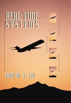 Couverture de l'ouvrage Real time systems