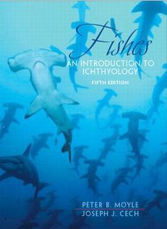 Couverture de l'ouvrage Fishes,