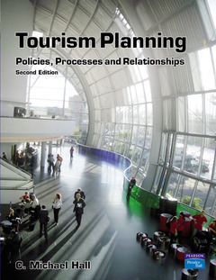 Couverture de l'ouvrage Tourism planning: Policies, processes & relationships (2nd Ed.)