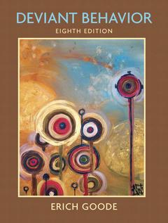 Couverture de l'ouvrage Deviant behavior (8th ed )