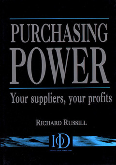 Cover of the book Purchasing power : your suppliers, your profits