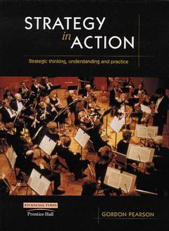 Cover of the book Strategic thinking & action, 2nd ed 1999