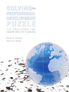Cover of the book Solving the professional development puzzle (1st ed )