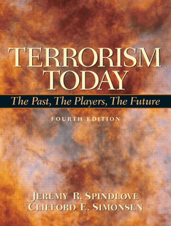 Cover of the book Terrorism today