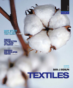 Cover of the book Textiles (11st ed )