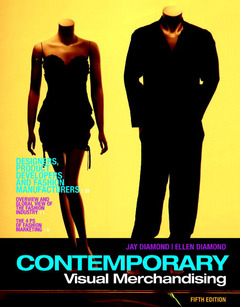 Cover of the book Contemporary visual merchandising (5th ed )