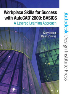 Cover of the book Workplace skills for success with autocad 2009
