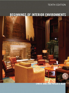 Cover of the book Beginnings of interior environments