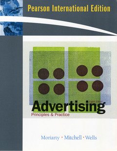 Cover of the book Advertising:international edition