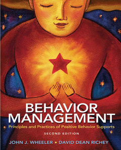 Cover of the book Behavior management (2nd ed )
