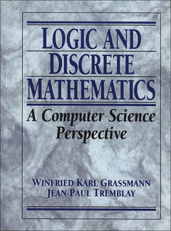 Cover of the book Logic and discrete mathematics: a computer science perspective