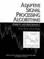 Cover of the book Adaptive signal processing algorithms : stability and performance