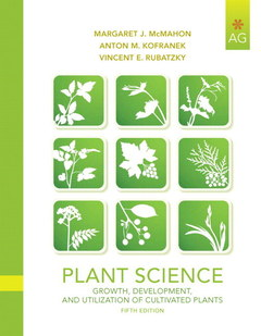Cover of the book Plant science (5th ed )