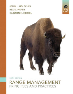 Cover of the book Range management (6th ed )