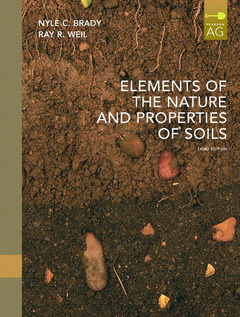 Cover of the book Elements of the nature and properties of soils (3rd ed )