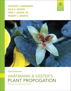 Cover of the book Hartmann & kester's plant propagation (8th ed )