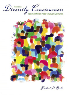 Cover of the book Diversity consciousness