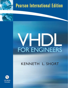 Cover of the book Vhdl for engineers:international edition