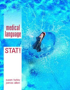 Cover of the book Medical language stat! (1st ed )