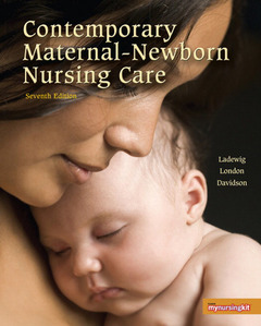 Cover of the book Contemporary maternal-newborn nursing