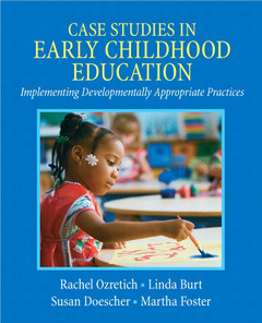 Cover of the book Case studies in early childhood education (1st ed )