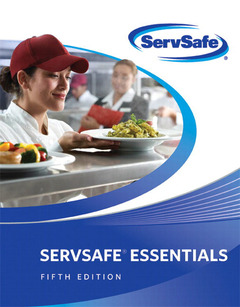 Cover of the book Servsafe essentials with online exam voucher (5th ed )