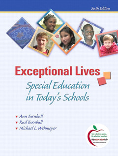 Cover of the book Exceptional lives (6th ed )