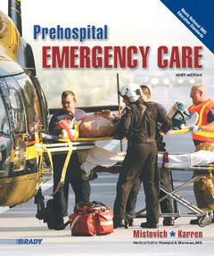 Cover of the book Prehospital emergency care (9th ed )