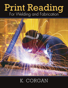 Cover of the book A welder's guide to blueprint reading (1st ed )