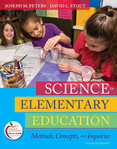 Cover of the book Science in elementary education (11st ed )