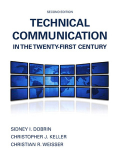 Cover of the book Technical communication in the twenty-first century