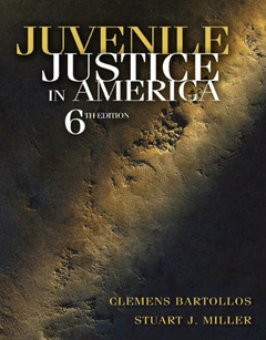 Cover of the book Juvenile justice in america (6th ed )