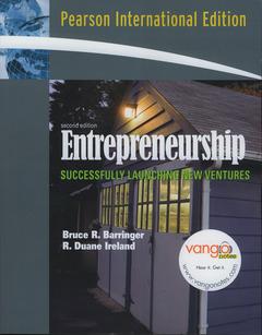 Cover of the book Entrepreneurship