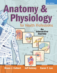 Cover of the book Anatomy and physiology for health professions (2nd ed )