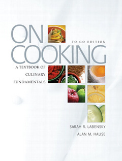 Cover of the book On cooking to go edition (1st ed )