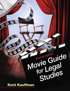 Cover of the book Movie guide for legal studies (2nd ed )