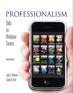 Cover of the book Professionalism (2nd ed )