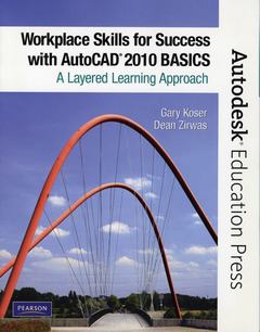 Cover of the book Workplace skills for success with autocad 2010