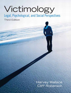 Cover of the book Victimology (3rd ed )