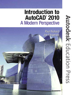 Cover of the book Introduction to autocad 2010