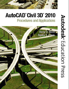 Cover of the book Autocad civil 3d 2010