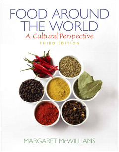 Cover of the book Food around the world (3rd ed )