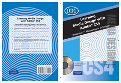 Cover of the book Learning media design with adobe cs4 (1st ed )