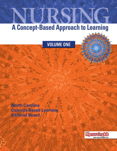 Cover of the book Nursing concepts in health and illness