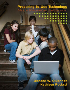 Cover of the book Preparing to use technology