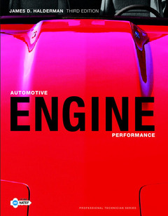 Cover of the book Automotive engine performance