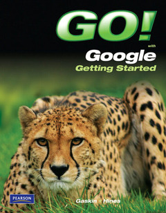 Cover of the book Go! with google getting started (1st ed )
